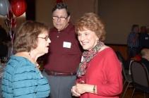 Sandra Stolowitz Monasch, David Monasch and Linda Gould Grant
