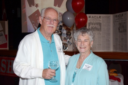 Kris Kimball and Joan Nassau Fosbery