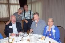 Nick Loukianoff, Lydia Karoll Reoutt, Munson Kwok, ?, and Eleanore Lem Boyd
