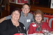 Marshca Loafea Hattem, Richard Hyman & Linda Gould Grant
